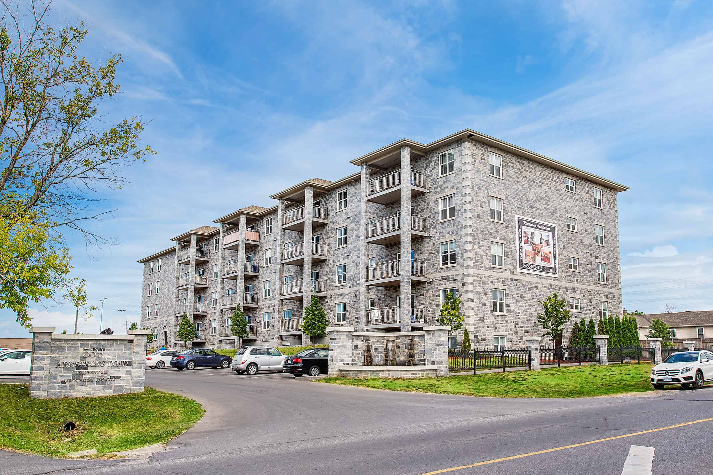 Apartments in Kingston ON
