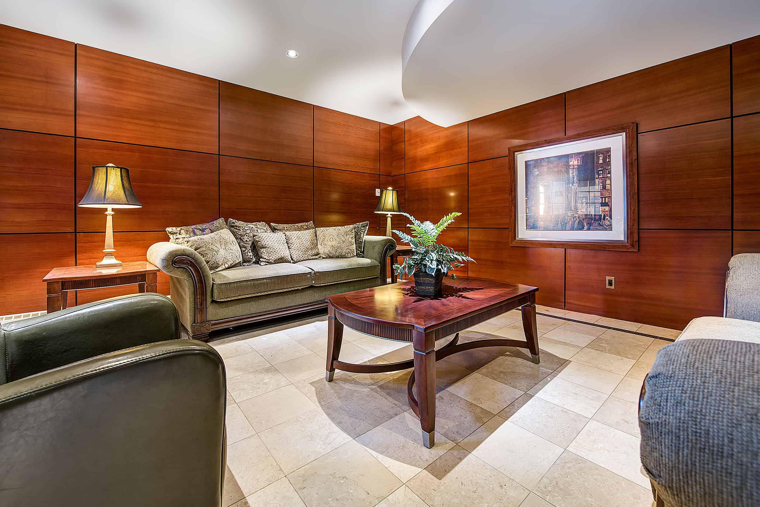 Kingston Apartment Lounge Area