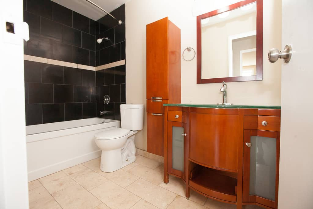 Newly Renovated Bathroom- Kingston ON