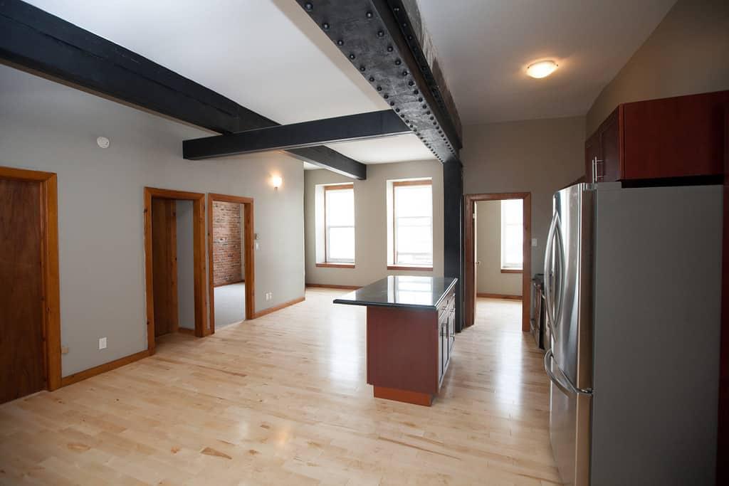 Kingston Apartment Rental- Large Space