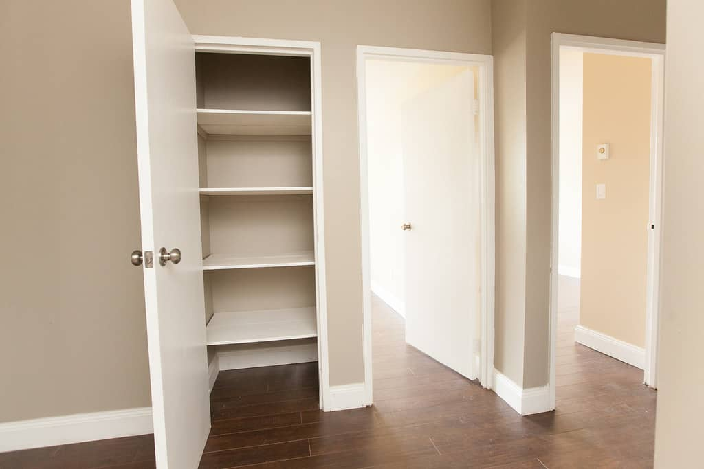 Closet Space- Kingston