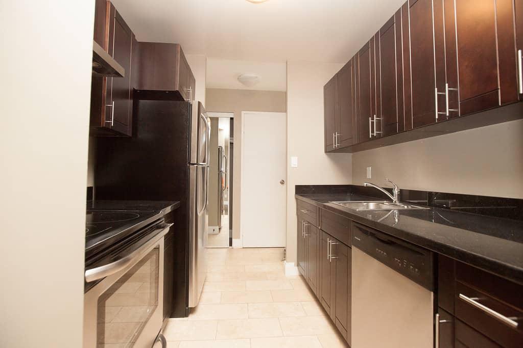 Apartment Kitchen- Kingston
