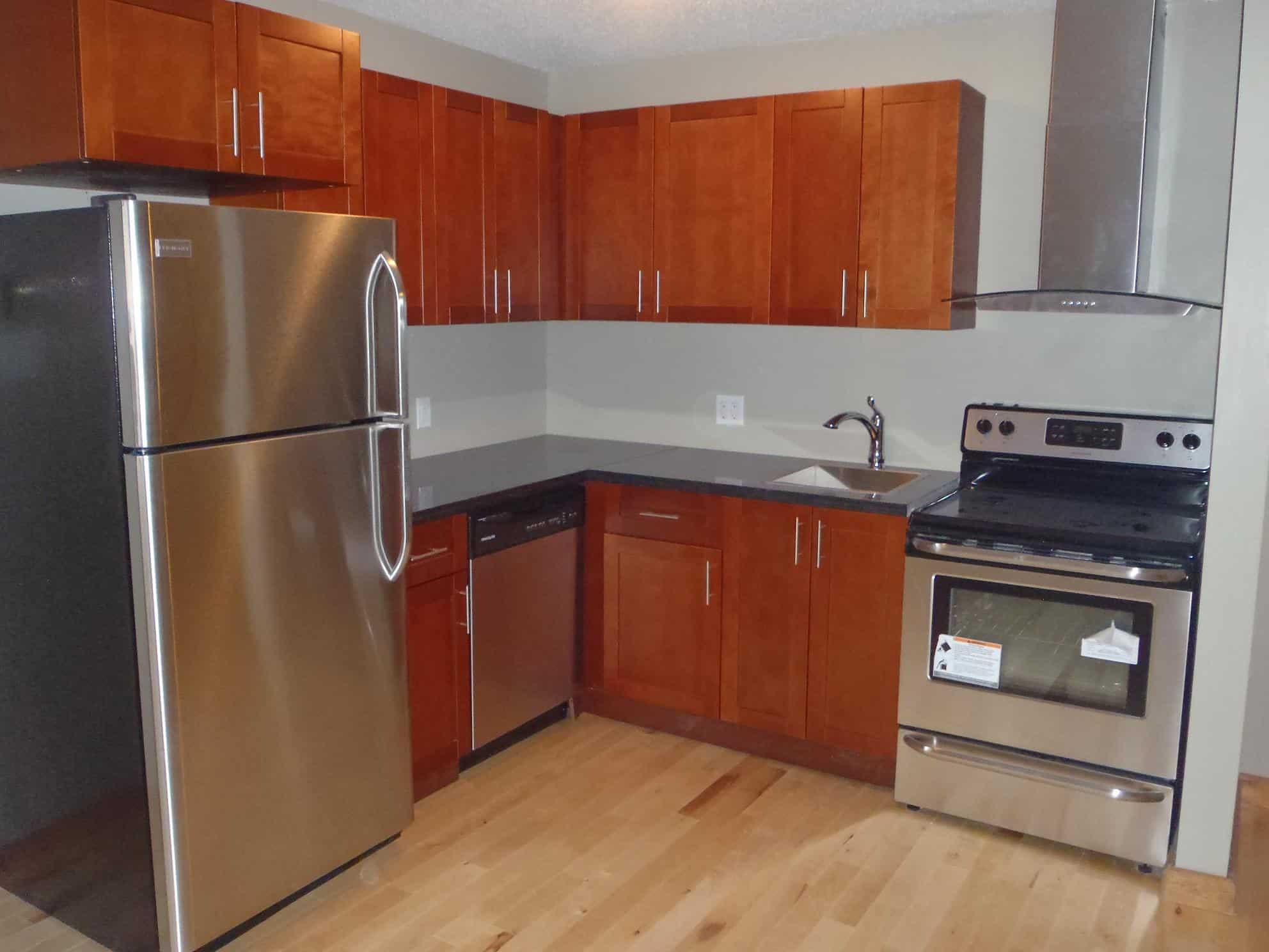 Kingston Apartment Rentals- Kitchen