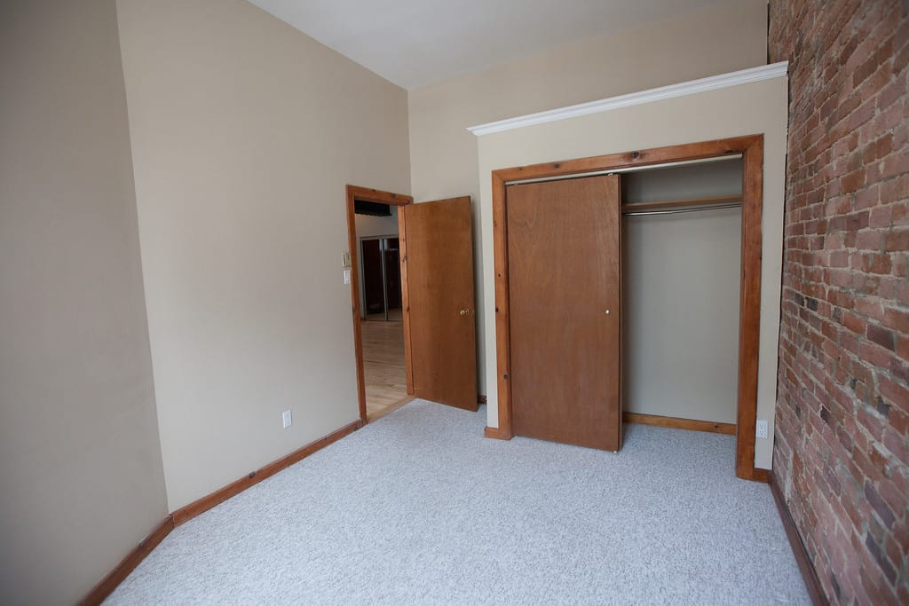 Kingston Apartment Rentals- Bedroom