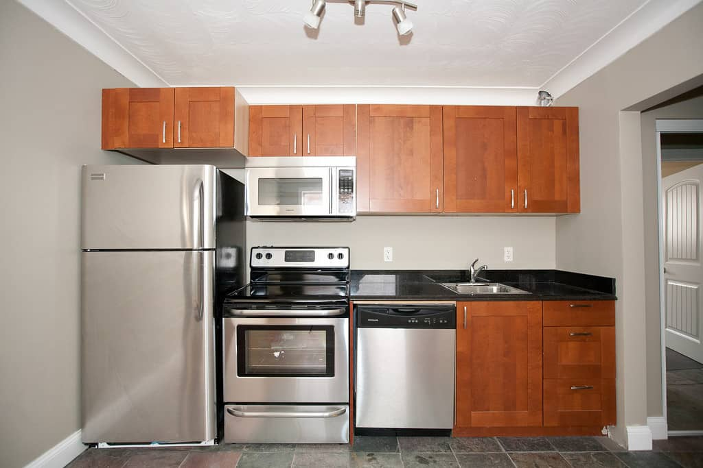 Kingston Apartment Rental Kitchen